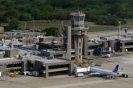 Extreman controles en aeropuerto de Barranquilla.