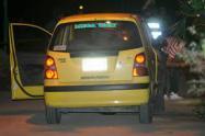 Hurto a taxista