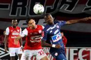 Santa Fe vs Junior, Liga BetPlay fecha 4, 2020