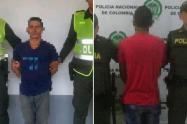 Fueron procesados por violencia intrafamiliar
