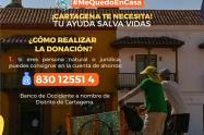 Donaciones Covid