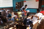 Suspenden clases en colegios del Atlántico.