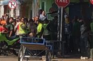 Mercado Publico de Santa Marta, atentado sicarial