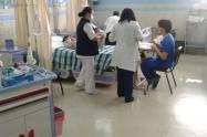 Niños intoxicados se encuentran en condición estable