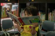 Libros, niños, lectura