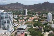 En Santa Marta se registró la tercera muerte de coronavirus en Colombia.