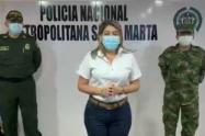 Santa Marta militarizada, Policia Metropolitana, Ejercito Nacional, Alcaldía de Santa Marta