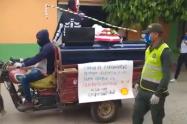 Las autoridades advierten a los momposinos el riesgo al que se exponen frente a un contagio por COVID19