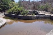 Condición actual del Río Tapia
