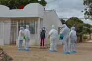 Dos médicos en Cesar  fallecieron en otras regiones a consecuencia del virus