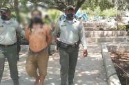 Intentó evadir a la Policía para no ser identificado