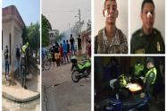 Se registran tres casos diarios de agresiones contra los policías