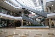 Centro comercial en Bogotá / cuarentena en Bogotá / coronavirus en Bogotá