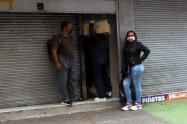 Algunos de los establecimientos han tenido que cerrar.