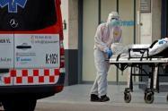 Se registraron 710 fallecimientos por Covid-19 confirmado, 172 por coronavirus sospechoso y 148 por neumonía e influenza