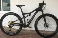 Bicicleta de Jorge Celedón