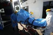 Cifras de fallecidos por Covid 19 han bajado en Barranquilla.