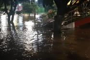 siete municipios en el sur del Magdalena se vieron afectados por vendavales y lluvias