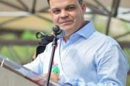 Alcalde Andres Gomez Martinez regresa mañana a funciones,luego de que Contralorìa General de la Repùblica archivara proceso en su contra