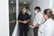 Las inspecciones se realizan a diario para evitar irregularidades.