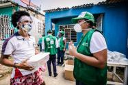 """Hace parte de la campaña """"Barrio Heroico"""""""
