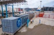 El Gobierno nacional inició plan piloto por el corredor férreo La Dorada con el puerto de Santa Marta