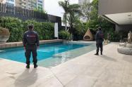 La propiedad está ubicada en el norte de Barranquilla.