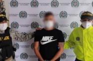 Armada de Colombia Y Policìa Nacional capturan a cabecilla del Clan del Golfo