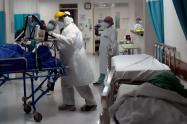 Los médicos perdieron la batalla contra el COVID 19