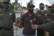 El Consejo Comunitario hizo un llamado a la comunidad a respetar la labor de los policías de la Metropolitana de Cartagena