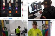 Certificación para 18 integrantes de la red juvenil  Bolívar