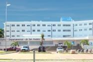 Los médicos especialistas de San Andrés entraron en cese de actividades