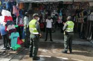 Policía, Santa Marta, Magdalena, Fundación