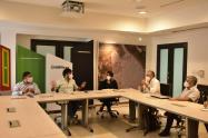 El alcalde de Barranquilla se reunió con los representantes de las IPS.