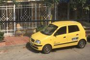 Gremios de taxistas requieren elementos de protección contra el COVID-19