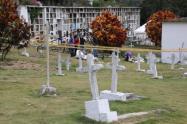 Exhumación de cadáver