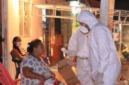 En Riohacha han sido reportados a la fecha 75 casos de COVID-19.
