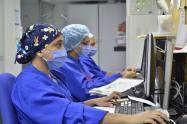 La ocupación global  en la capital del Cesar de las unidades de cuidados intensivos es del 44 por ciento.