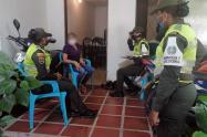 Policía de Infancia y Adolescencia y Gaula