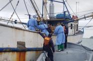 Procedimiento de la autoridad marítima