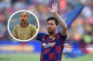 Pe Guardiola, Lionel Messi