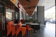 Los restaurantes esperan atender en espacios al aire libre.