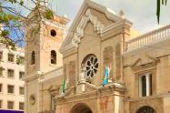 Catedral de Riohacha.
