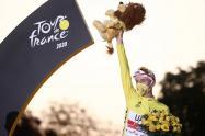 Tadej Pogacar, UAE, Tour de Francia