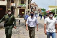 Alcalde Distrital de Barranquilla