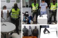 Varios delitos