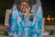 La Guajira espera ganar el Reinado Nacional de la Tambora.