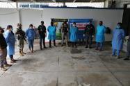 En la operación participaron el CTI y Fiscalía.