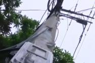 Electricaribe rompió el silencio y aseguró que abrió investigación interna y envió condolencia  a la familia Dau