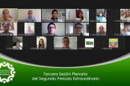 Se socializa ante la Asamblea de Bolívar el Plan Territorial de Salud 2020-2023